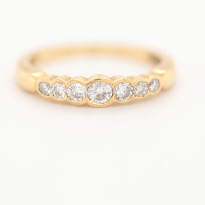 Crown Diamond Ring
